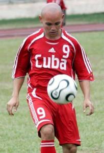 Vuelve el avileño Alain Cervantes a la selección de Cuba