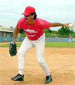 Eduardo Rodríguez - Softbol