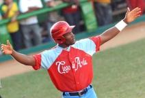 Yoelvis Fiss conecta su tercer home run de la serie y los Tigres vencen a los Cocodrilos matanceros.