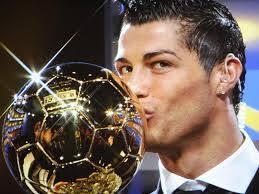 Cristiano Ronaldo fue el ganador del Balón de Oro  2013.