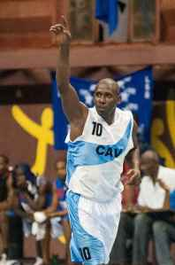 El avileño William Granda capitán de la selección cubana.
