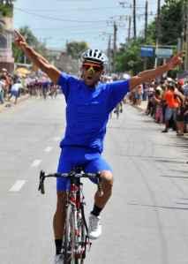 El avileño Víctor Horta forma parte del equipo Cuba a la Vuelta al Táchira.