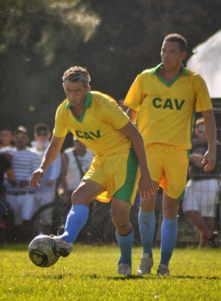 Jesús Rodriguez y Yasmani López integran selección cubana de fútbol.