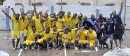 Equipo Tiburones futbol-campeon