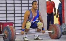 El avileño Yadier Núñez ha estabilizado su peso sobre los 84 kg.